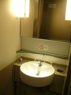 N700系洗面所