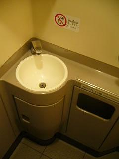 N700系トイレ2