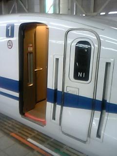 N700系側面6