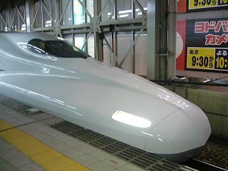N700系前面画像4