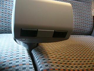 N700系グリーン車モバイルコンセント